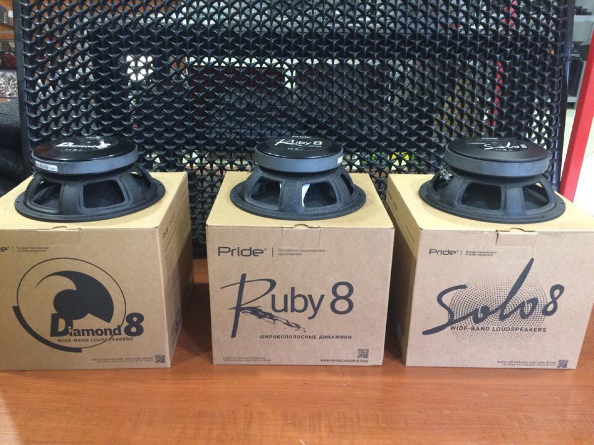 Ruby 8 уже можно купить в нашем магазине