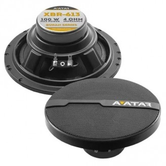 Коаксиальная акустика Avatar XBR-613