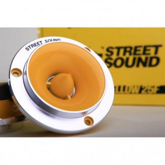 Рупорные твиттеры Street Sound TW-YELLOW 25F
