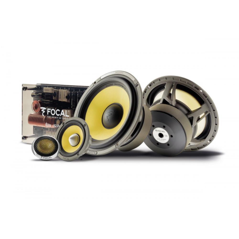 Компонентная акустика Focal K2 Power ES 165 KX3
