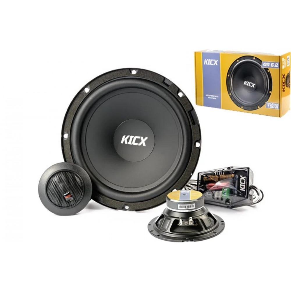 Компонентная акустика Kicx QR 6.2