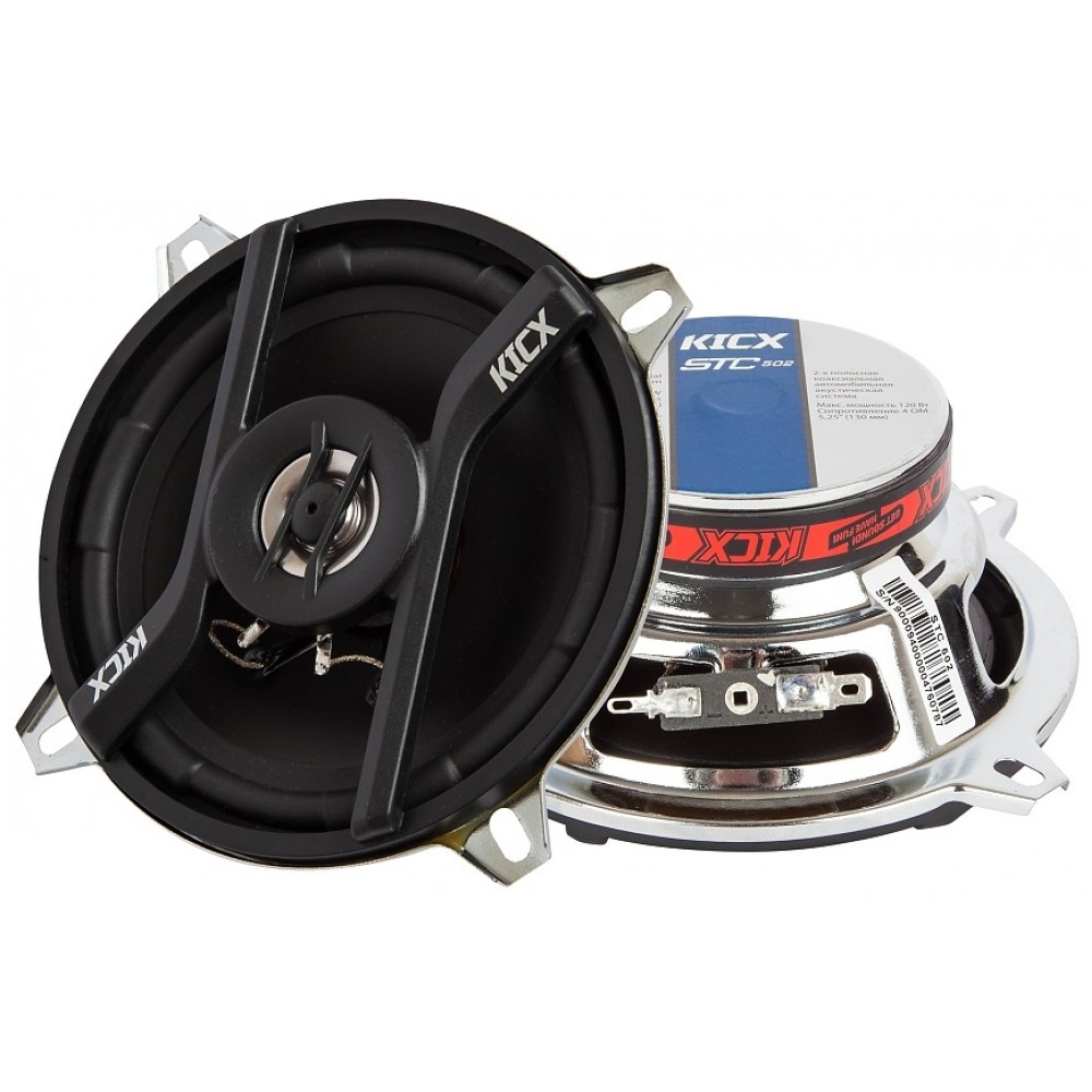 Коаксиальная акустика Kicx STC 502