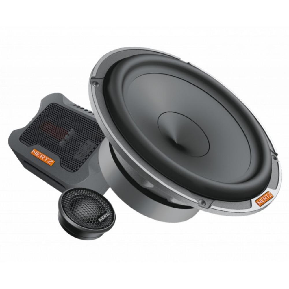 Компонентная акустика Hertz MPK 165P.3 Pro