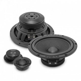 Компонентная акустика Black Hydra HGC-2.28