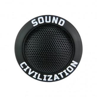 Твиттеры Kicx Sound Civilization T-26