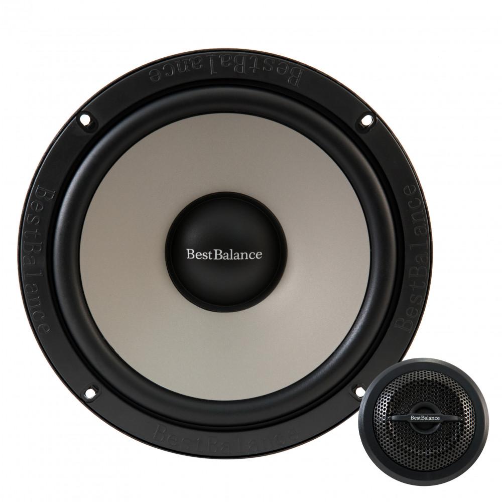 Компонентная акустика Best Balance E6.5C
