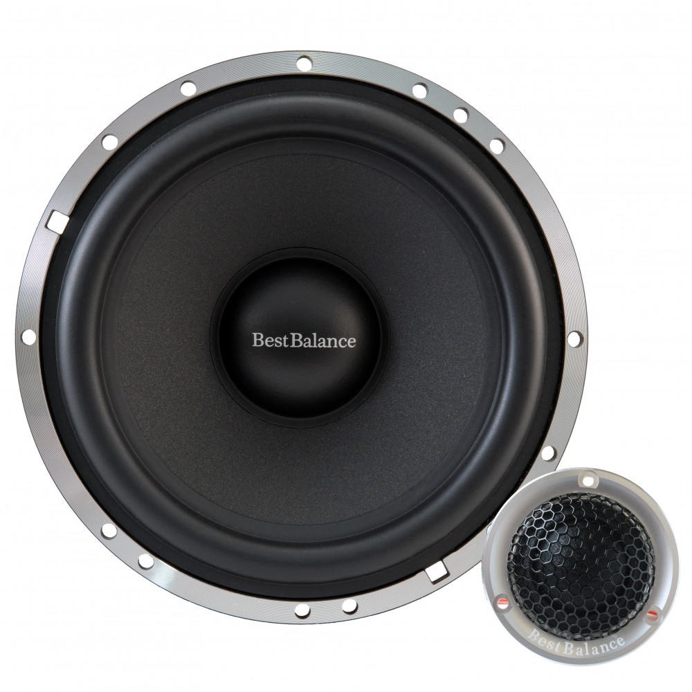 Компонентная акустика Best Balance B6.5C