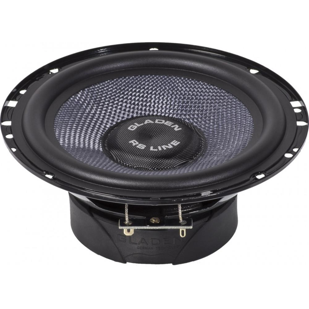Компонентная акустика Gladen RS165.3