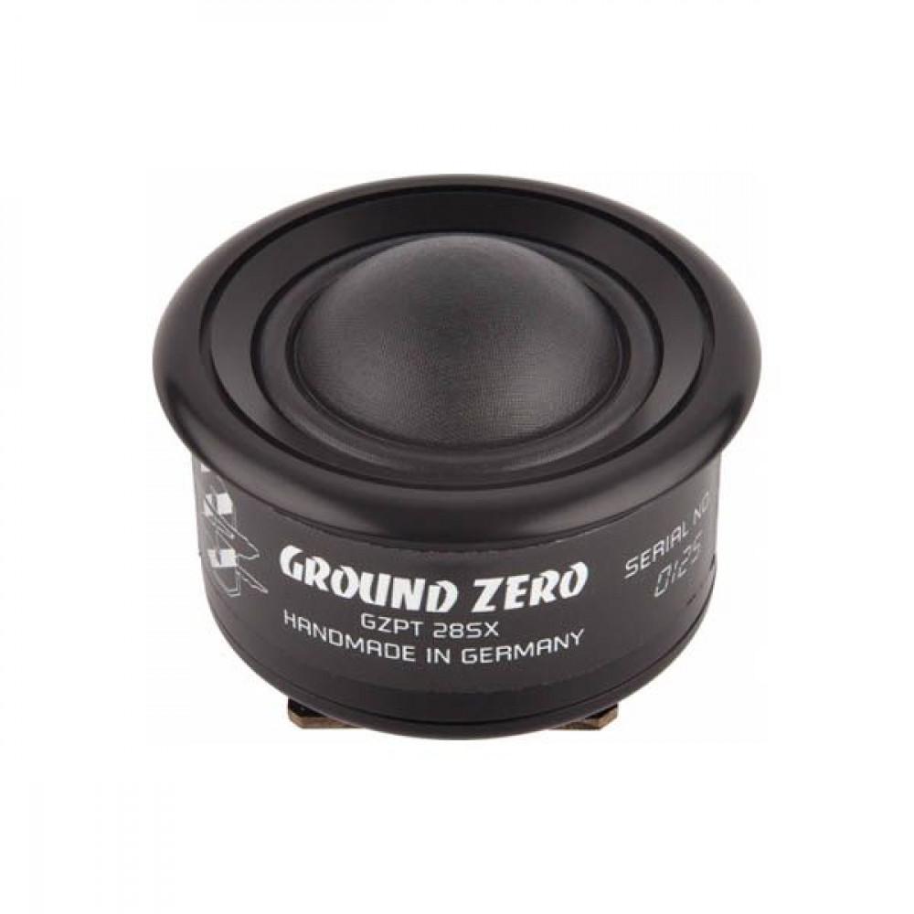 Твиттеры Ground Zero GZPT 28SX