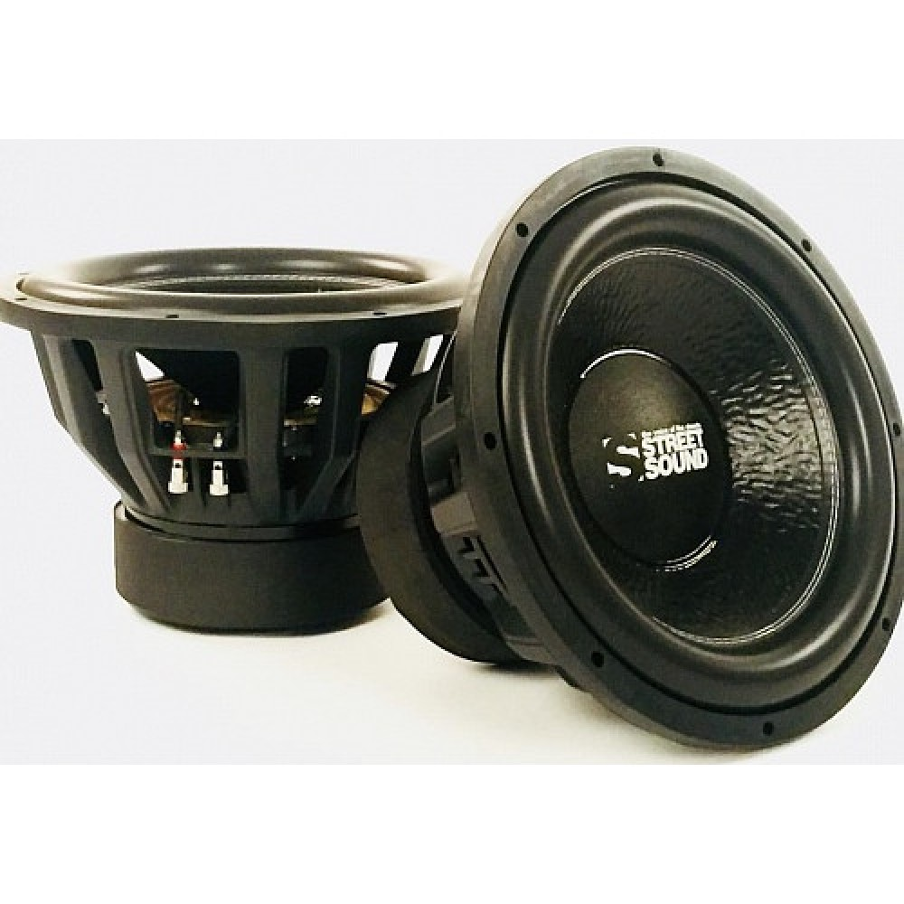 Сабвуфер Street Sound Typhoon SW-15D1/D2
