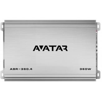 4-канальный усилитель Avatar ABR-360.4