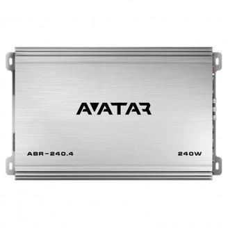 4-канальный усилитель Avatar ABR-240.4