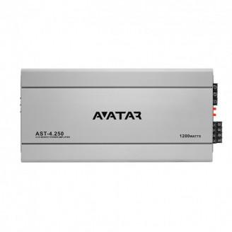 4-канальный усилитель Avatar AST-4.250