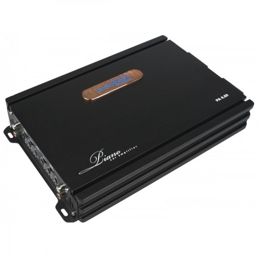 4-канальный усилитель AudioBeat PA 4.60