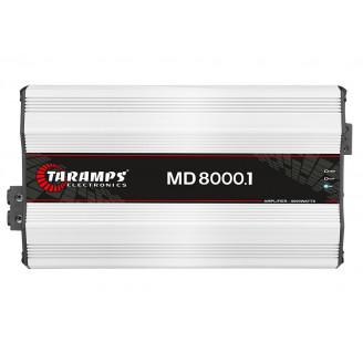 Широкополосный моноблок Taramps MD 8000.1 (1Ohm)