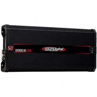 1-канальный усилитель Soundigital SD 12000.1D