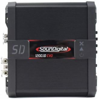 1-канальный усилитель Soundigital SD 1200.1D