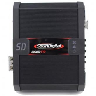 1-канальный усилитель Soundigital SD 2000.1D