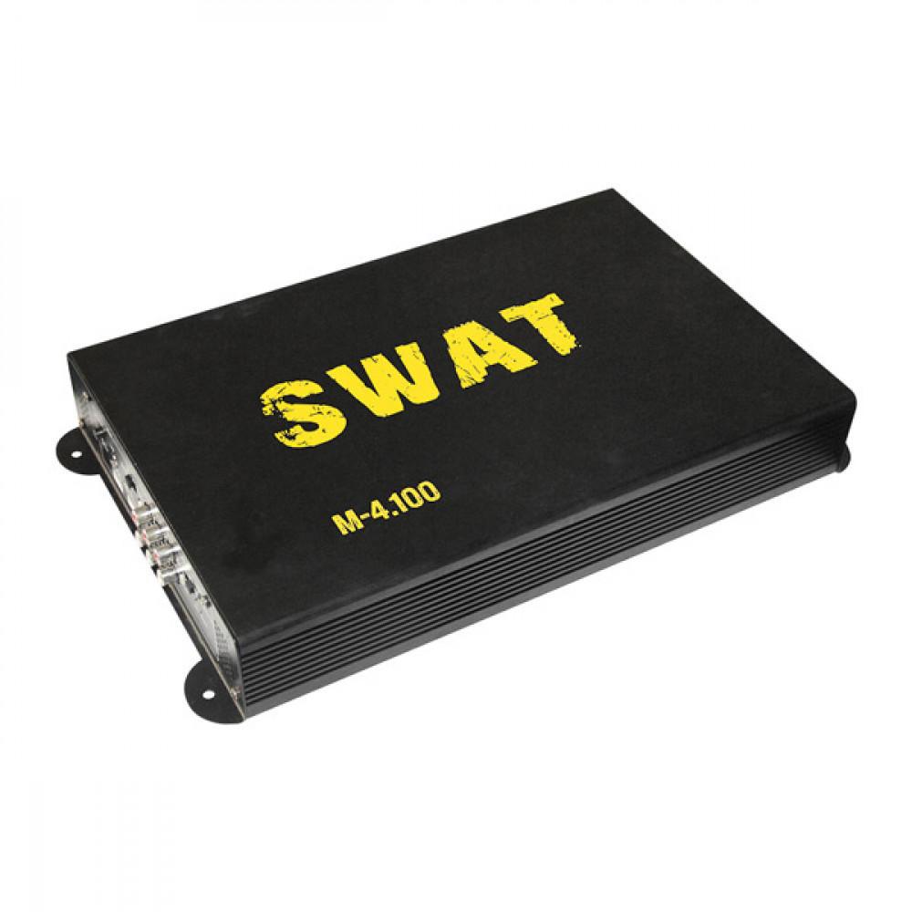 4-канальный усилитель SWAT M-4.100