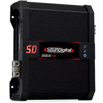1-канальный усилитель Soundigital SD 2500.1D