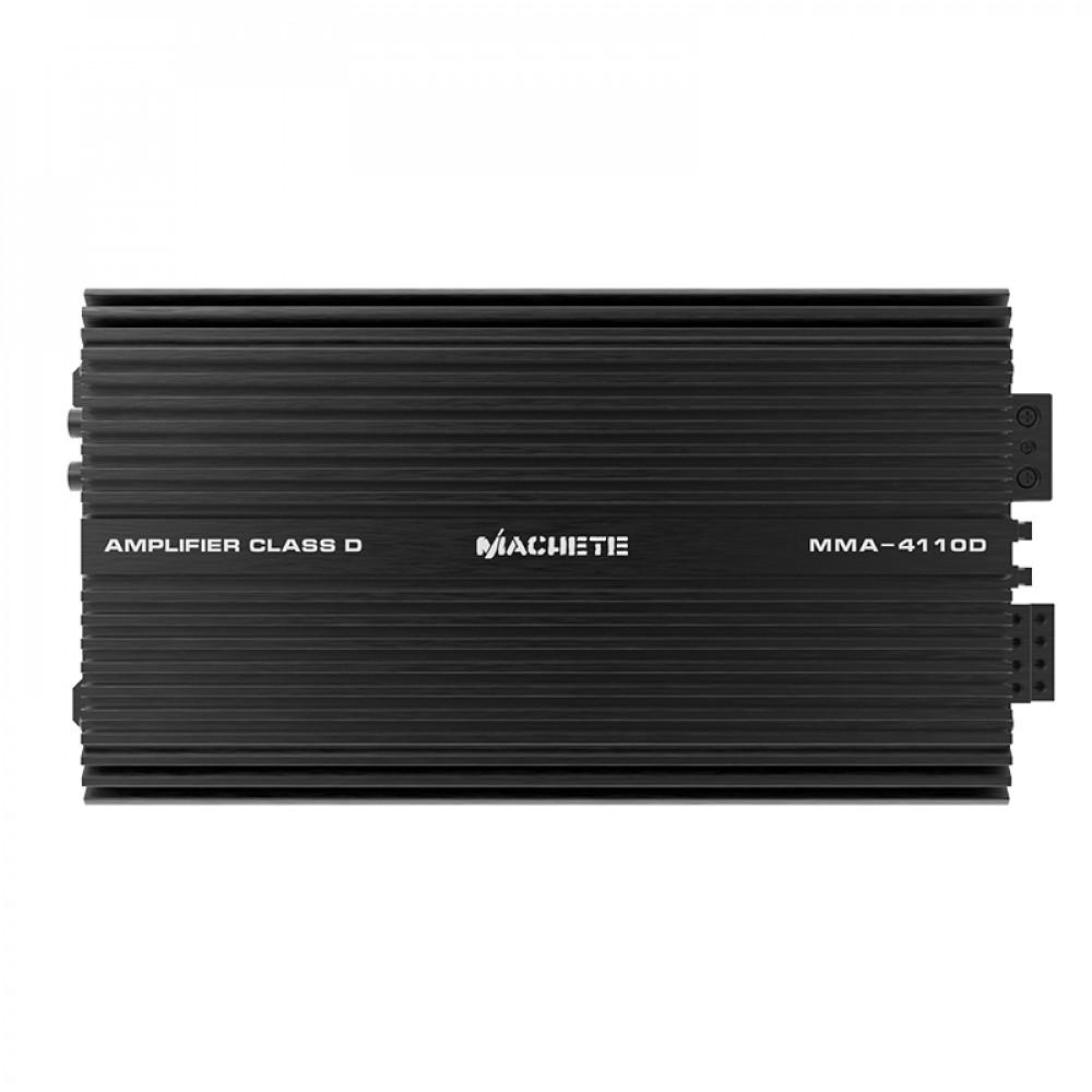 4-канальный усилитель Machete MMA-4110D