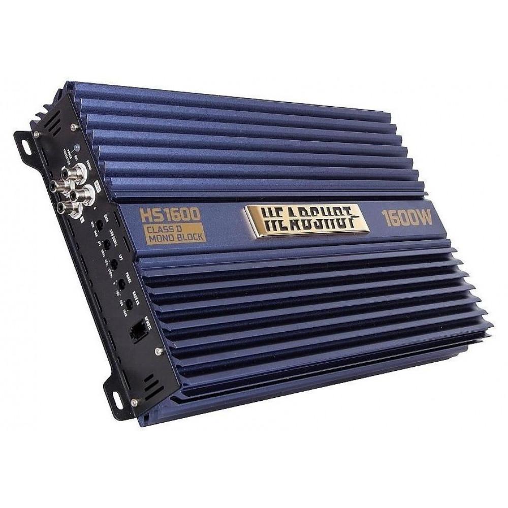 1-канальный усилитель Kicx HeadShot HS1600