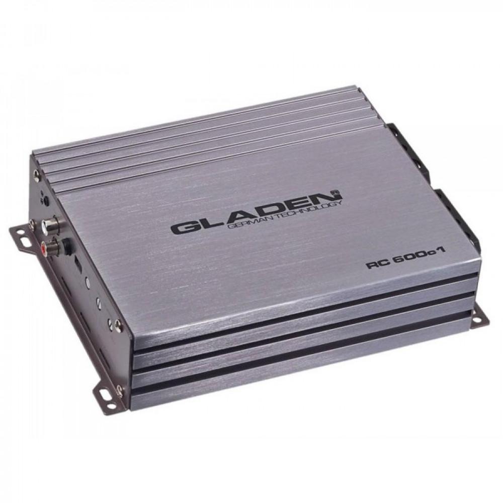 1-канальный усилитель Gladen Audio RC 600c1
