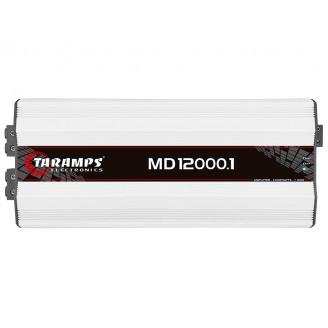 Широкополосный моноблок Taramps MD 12000.1 (1Ohm)