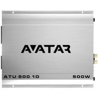 1-канальный усилитель Avatar ATU-500.1D