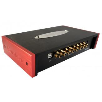 Аудиопроцессор со встроенным усилителем для BMW Best Balance DSP-6L BMW