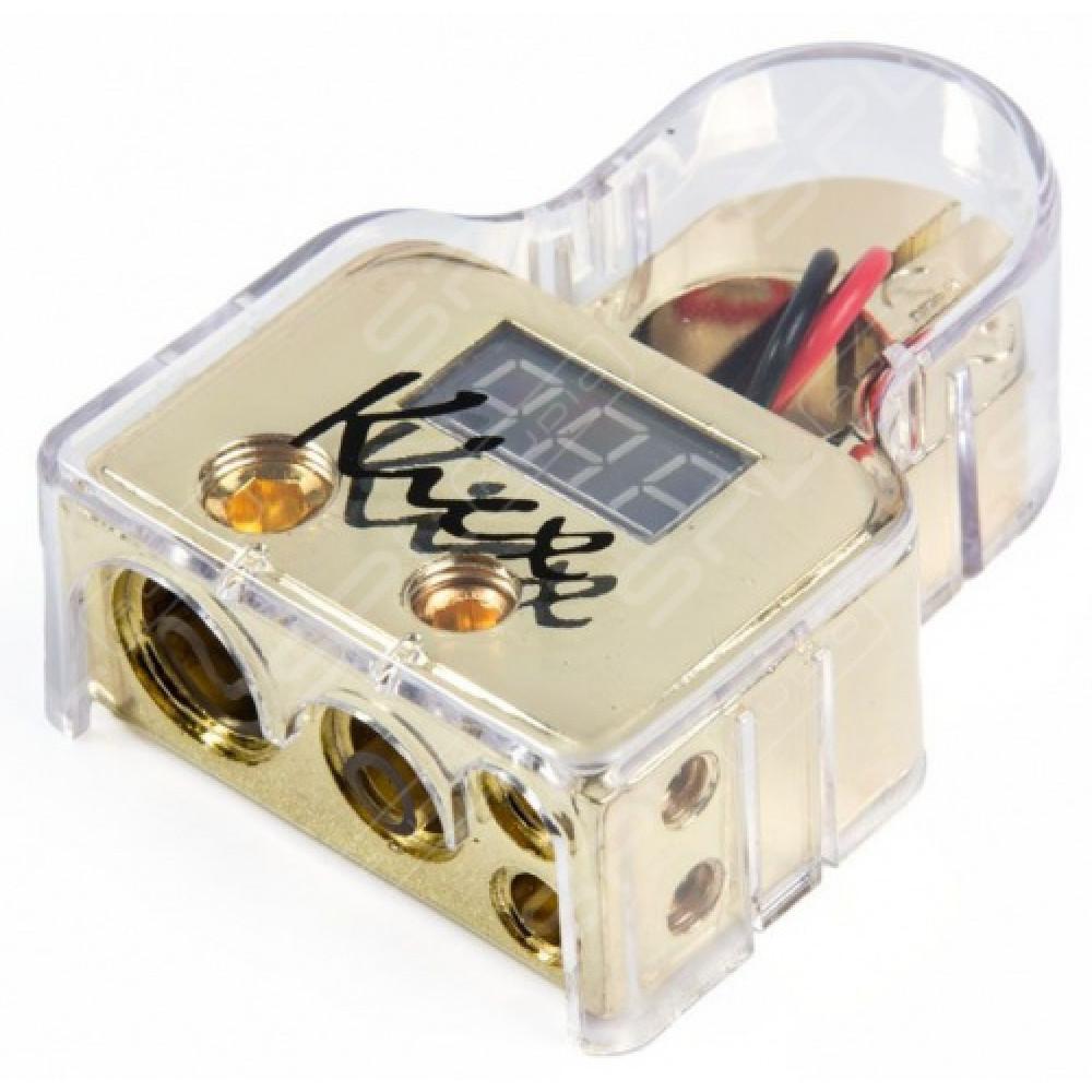 Аккумуляторная клемма Kicx DBT 0488U (плюсовая)