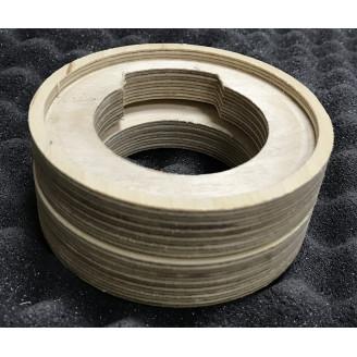 Проставочные кольца SPL F18-90P
