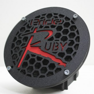 Защитные грили Pride v.3 Ruby 8