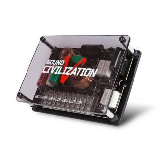 Кроссовер пассивный Kicx Sound Civilization X6