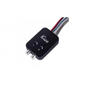 Преобразователь аудиосигнала Kicx HL02MS