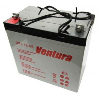 AGM аккумулятор Ventura GPL 12-55