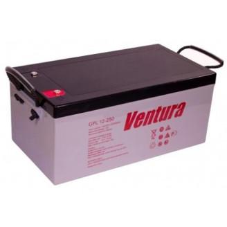 AGM аккумулятор Ventura GPL 12-250