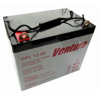 AGM аккумулятор Ventura GPL 12-80 L