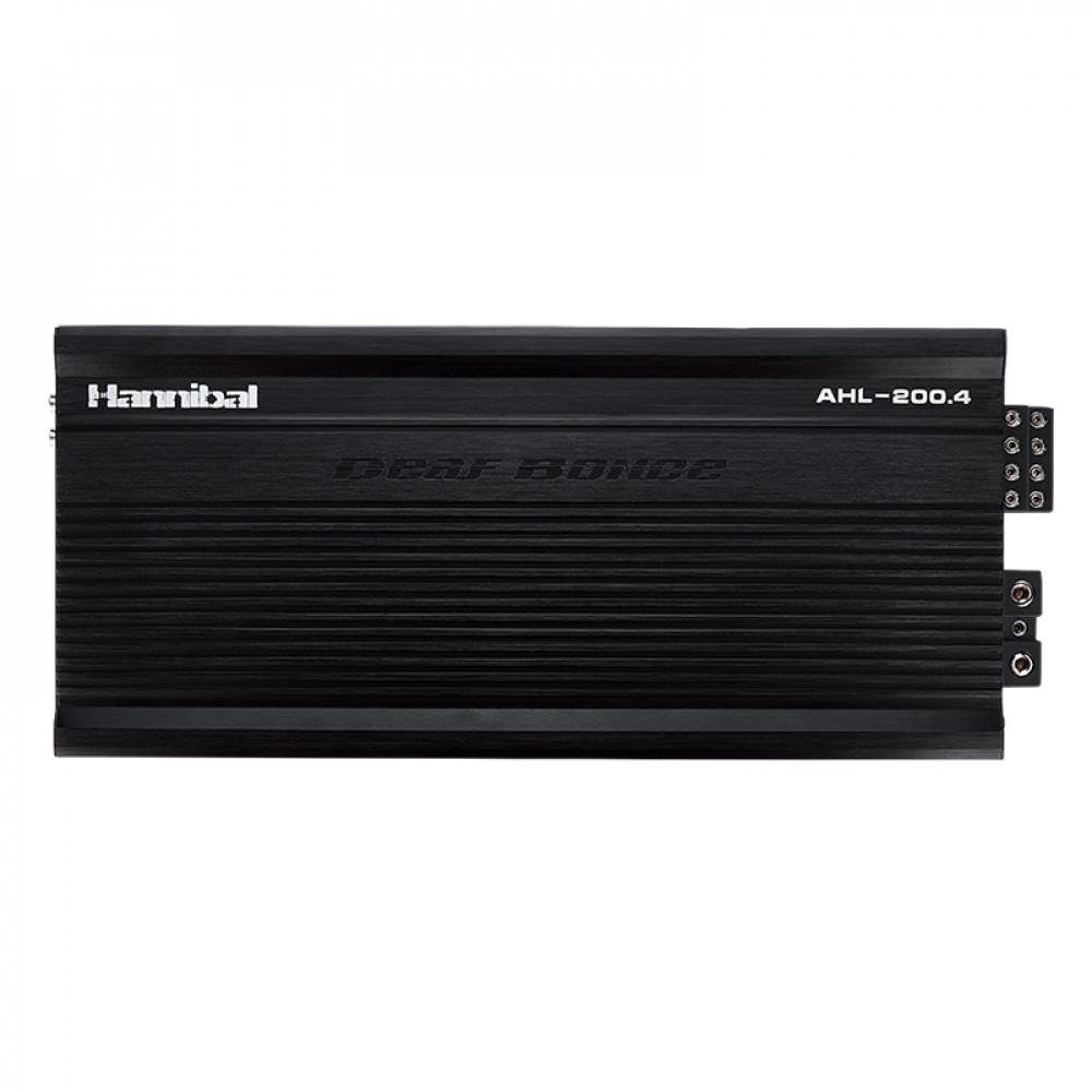 4-канальный усилитель Deaf Bonce Hannibal AHL-200.4