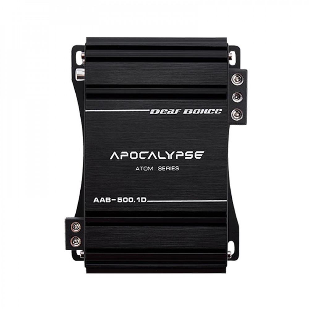 1-канальный усилитель Deaf Bonce Apocalypse AAB-500.1D Atom