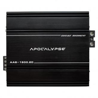 2-канальный усилитель Apocalypse AAB-1800.2D Atom