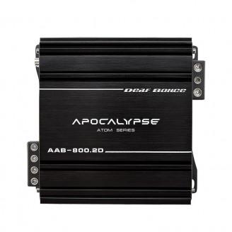 2-канальный усилитель Apocalypse AAB-800.2D Atom