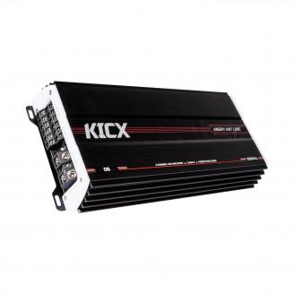 6-канальный усилитель Kicx ANGRY ANT D6