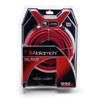 Комплект для 2-го усилителя Nakamichi NK-WK14