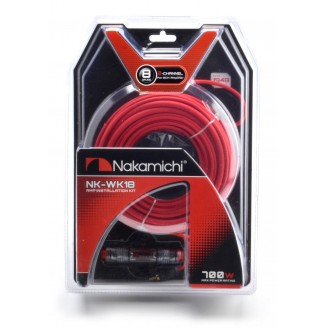 Комплект для 2-го усилителя Nakamichi NK-WK18