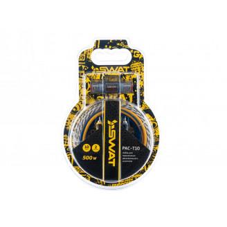 Комплект для 2-го усилителя SWAT PAC-T10