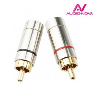Разъем RCA (Папа) Audio Nova RCA.2C