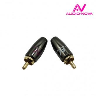 Разъем RCA (Папа) Audio Nova RCA.3C