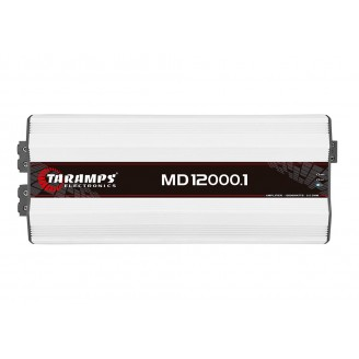 Широкополосный моноблок Taramps MD 12000.1 (0.5Ohm)