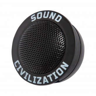 Твиттеры Kicx Sound Civilization SC-40